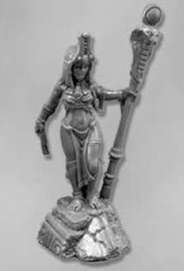 Dark Heaven Legends: Female Mummy Queen