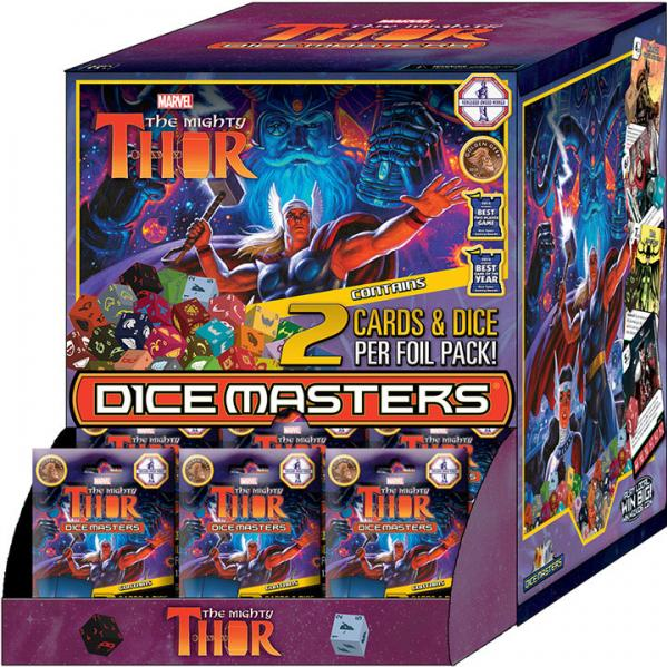 Marvel Dice Masters: The Mighty Thor Single Blind Pack