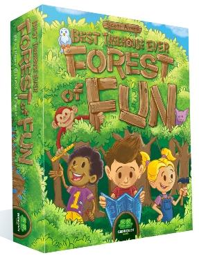 Best Treehouse Ever: Forest of Fun (Boxed Card Game)