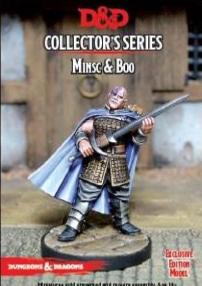 D&D Collector's Series: Minsc & Boo (Limited)