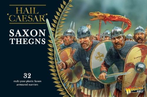 Hail Caesar: Saxon Thegns