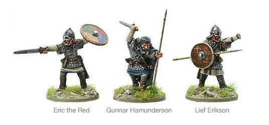 Icelandic Vikings