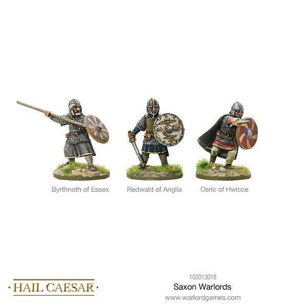 Saxon Warlords