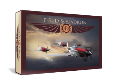Blood Red Skies: US P-51 Mustang Squadron (6)