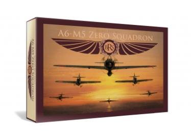 Blood Red Skies: Japanese A6MX 'Zero-Sen' Squadron (6)