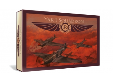 Blood Red Skies: Soviet Yak1 Squadron (6)