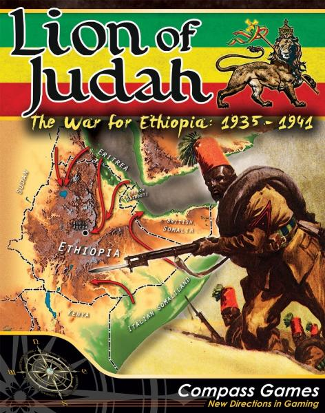 Lion of Judah: The War for Ethiopia, 1935-1941