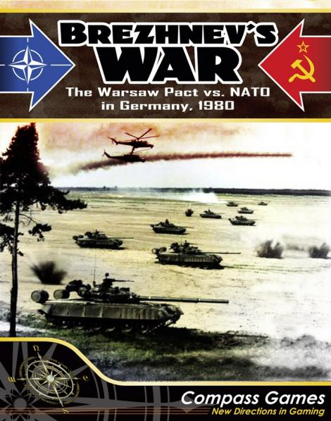 Brezhnev's War: NATO vs. the Warsaw Pact in Germany, 1980