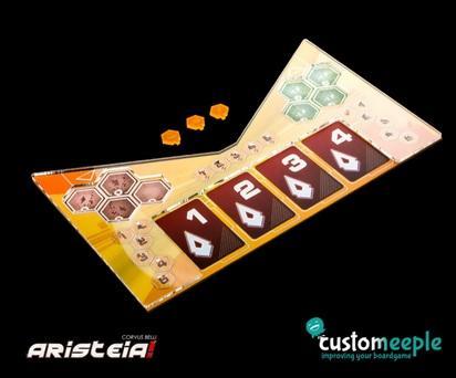 Aristeia!: Overlay