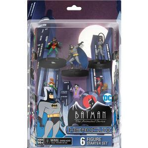 DC Heroclix: Batman The Animated Series Starter Set