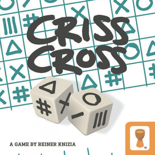 Criss Cross (Boxed Knizia Board Game)