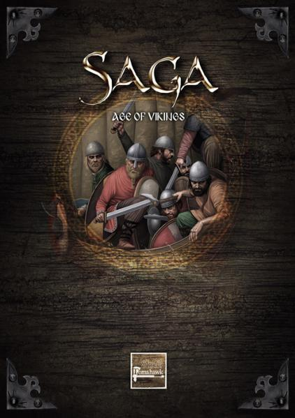 SAGA: Age of Vikings (Supplement) (HC)