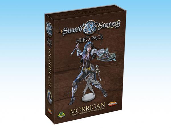 Sword & Sorcery: Hero Pack - Morrigan