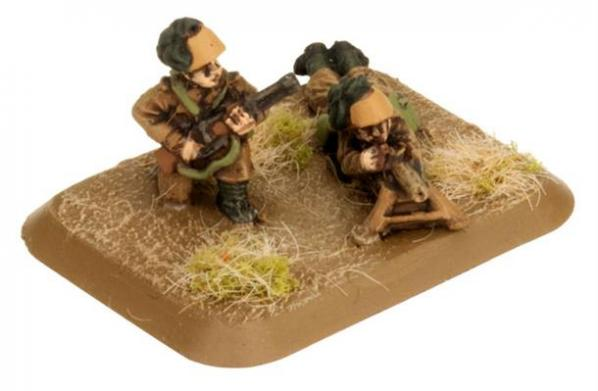 Flames Of War: Avanti - (Italy) Assault Engineer Platoon (27)