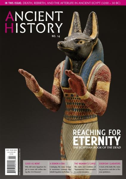 Ancient History Magazine: Issue #14