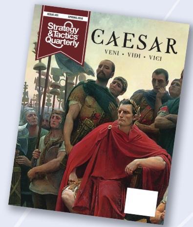 Strategy & Tactics Quarterly: CAESAR