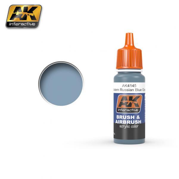 AK-Interactive: Blue Gray Acrylic Paint