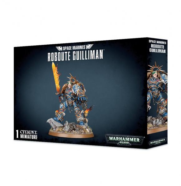Warhammer 40K: Space Marines - Roboute Guilliman
