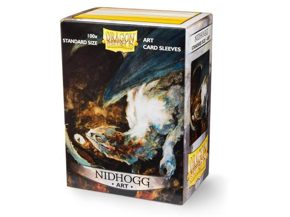 Dragon Shield Art Sleeves: Nidhogg