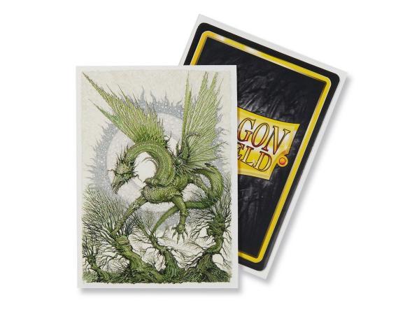 Dragon Shield Art Sleeves: Matte Gaial (100 Sleeves)