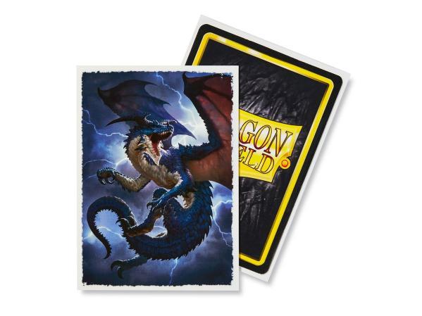 Dragon Shield Art Sleeves: Matte Draxis (100 Sleeves)