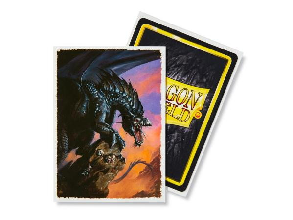 Dragon Shield Art Sleeves: Vater