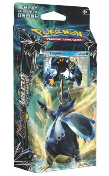 Pokemon CCG: Sun & Moon Ultra Prism Theme Deck (1)