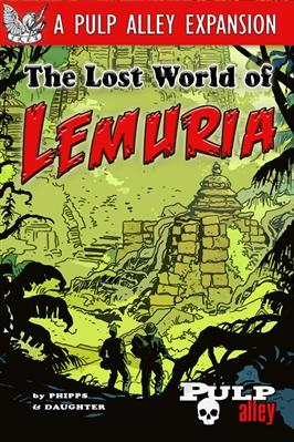 The Lost World of Lemuria (Expansion Book)