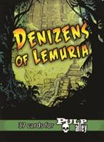 Denizens of Lemuria Companion Deck