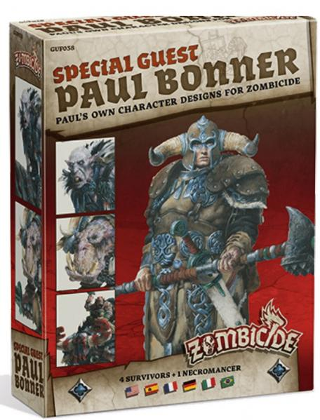 Zombicide: Green Horde - Guest Artist Paul Bonner 2 Box Set