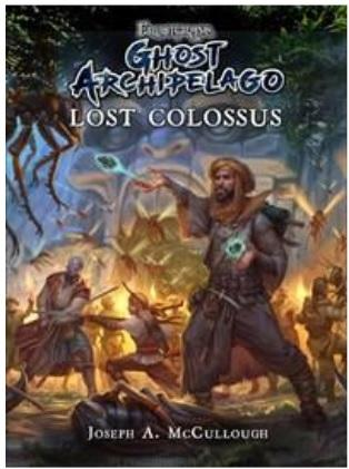 [Osprey Games] Frostgrave: Ghost Archipelago - Lost Colossus