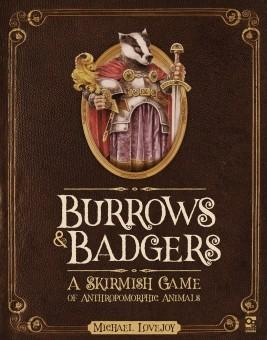 [Osprey Games] Burrows & Badgers (HC)