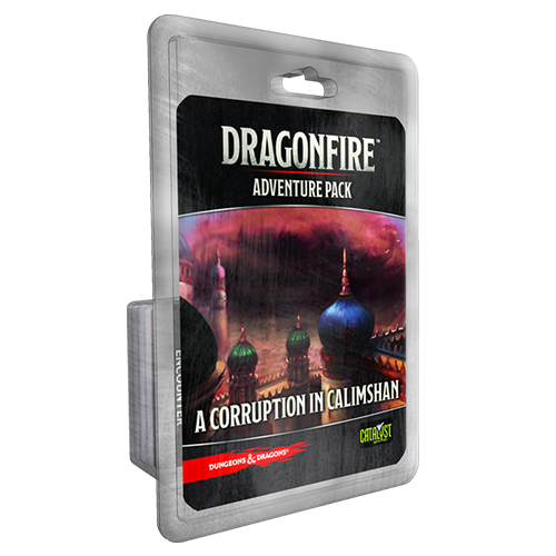 Dragonfire Adventures - A Corruption in Calisham