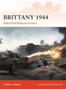 [Campaign #320]  Brittany 1944 Hitler's Final Defenses in France