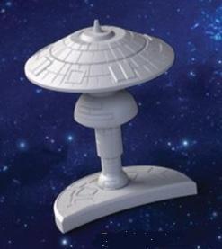 Star Trek Ascendancy: Federation Starbase Set (3)