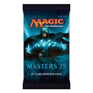 Magic the Gathering CCG: Masters 25 Booster Pack (1)