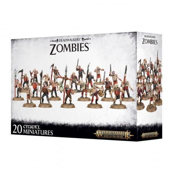 Age of Sigmar: Deadwalkers Zombies