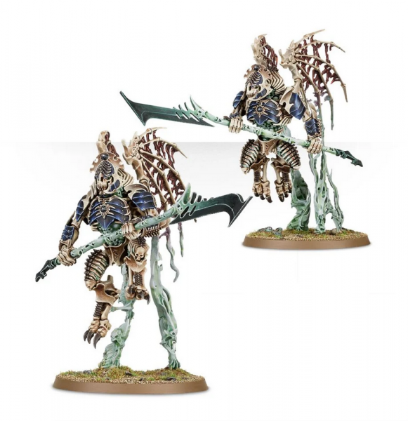 Age of Sigmar: Deathlords Morghasts