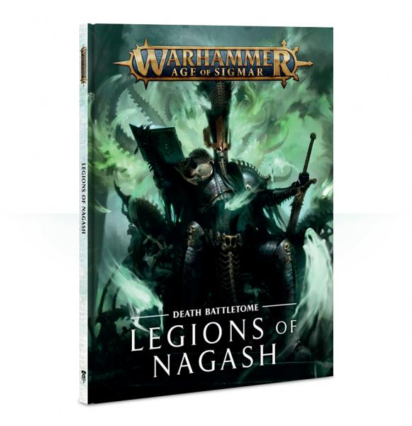 Age of Sigmar: Legions of Nagash Batletome (HC)