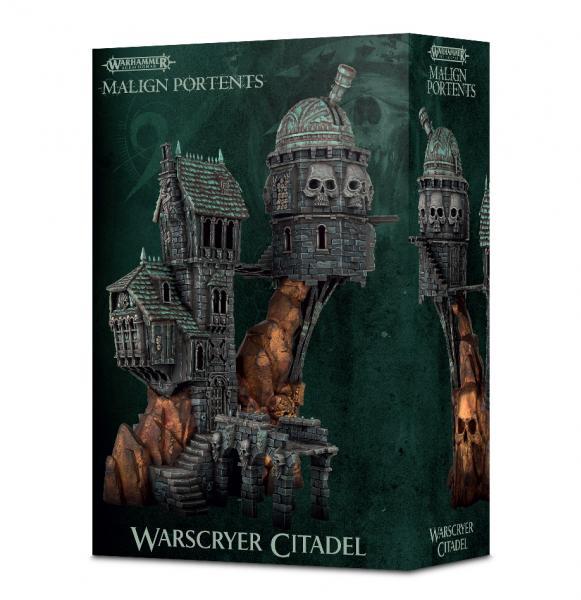 Age of Sigmar: (Terrain/Scenery) Warscryer Citadel