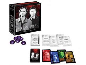 Supernatural: Save Your Souls Card Game