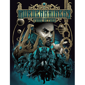 D&D: Mordenkainen's Tome of Foes (HC) [Alternate Cover][Limited/Allocated]