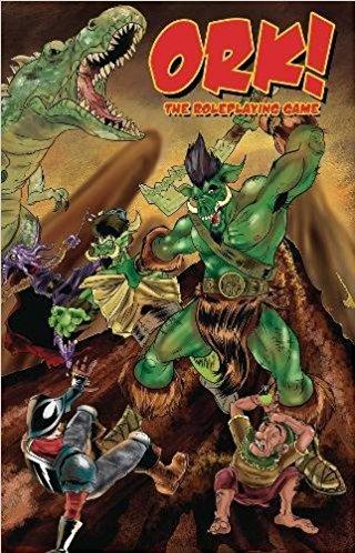 Ork! The Roleplaying Game (Second Edition)