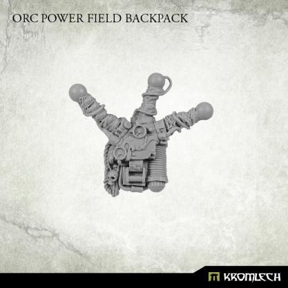 Kromlech Conversion Bitz: Orc Power Field Backpack (1)