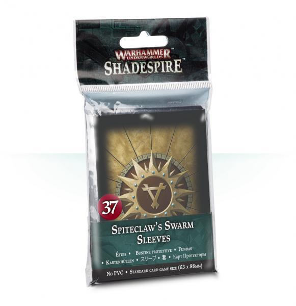 Warhammer Underworlds: Shadespire Spiteclaw's Swarm Sleeves