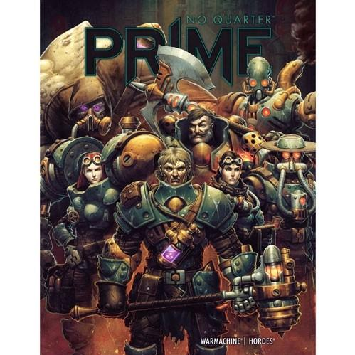 No Quarter Prime: Issue #6