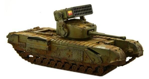 Bolt Action (Konflikt '47) Churchill Meteor