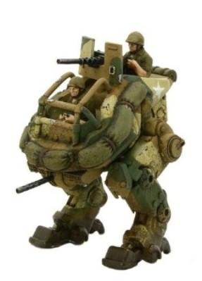 Bolt Action (Konflikt '47) US M3A2 Pondskater Walker