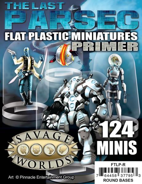 Flat Plastic Miniatures: The Last Parsec - Primer
