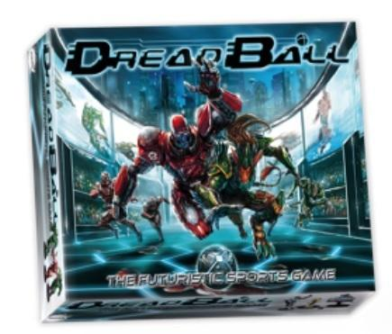 DreadBall 2nd Edition: Core Game